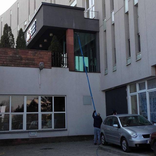Mycie Szyb KCK Kielce