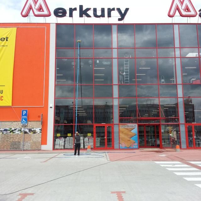 Merkury Słowacja Mycie Szyb