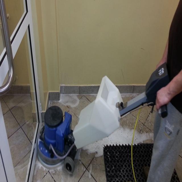 Mycie Podłóg